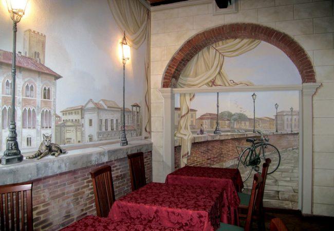 Hotel Bologna - Pisa - Sala colazioni