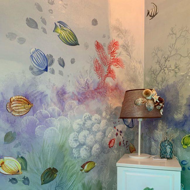 Decori moderni bagno