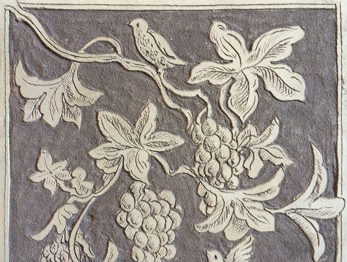 Decorazioni a sgraffito maurizio magretti affreschi - Decorazioni pittoriche ...