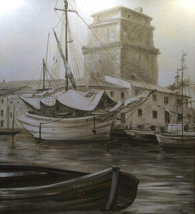 Viareggio antica - Torre Matilde